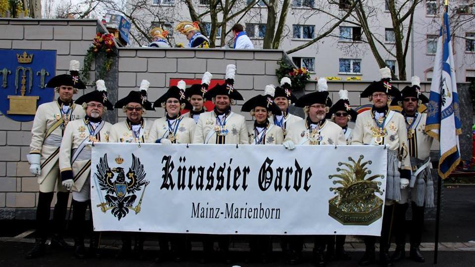 Kürassier Garde gegr. 2009