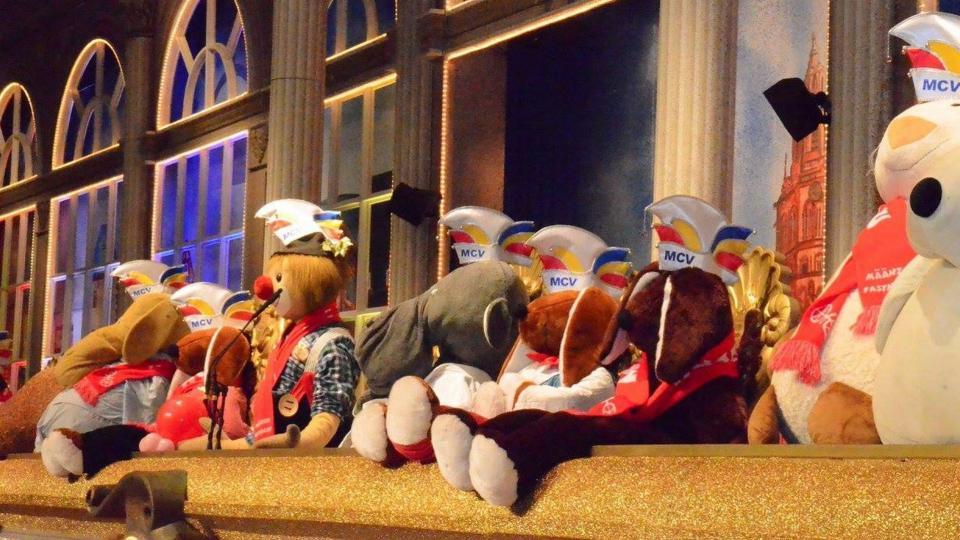 MCV Kindermaskenfest