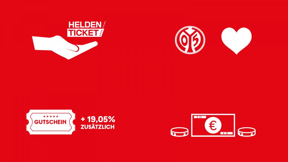 Mainz 05 stiftet Teil der Erlöse aus Ticketrückerstattung an Mainzer Fastnacht