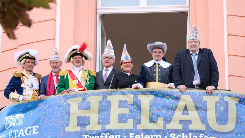 Vorstand und Aufsichtsrat der Mainzer Fastnacht eG