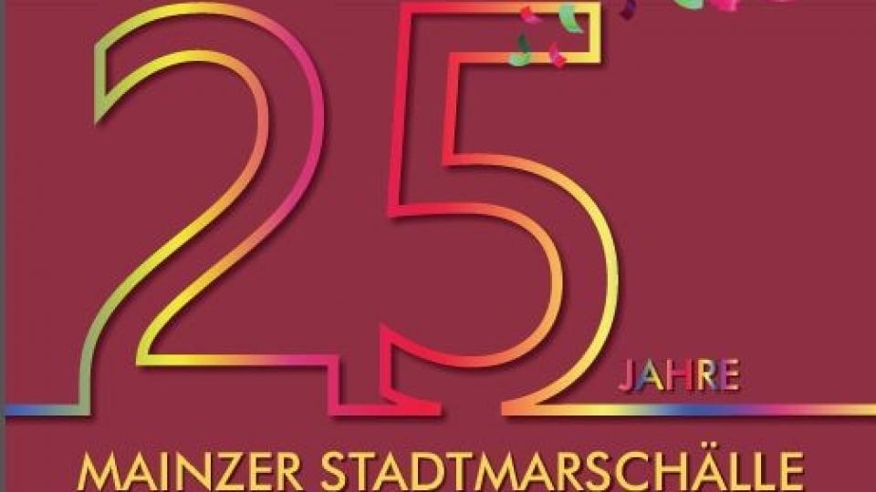 Mainzer Stadtmarschälle feiern 25-jähriges Bestehen