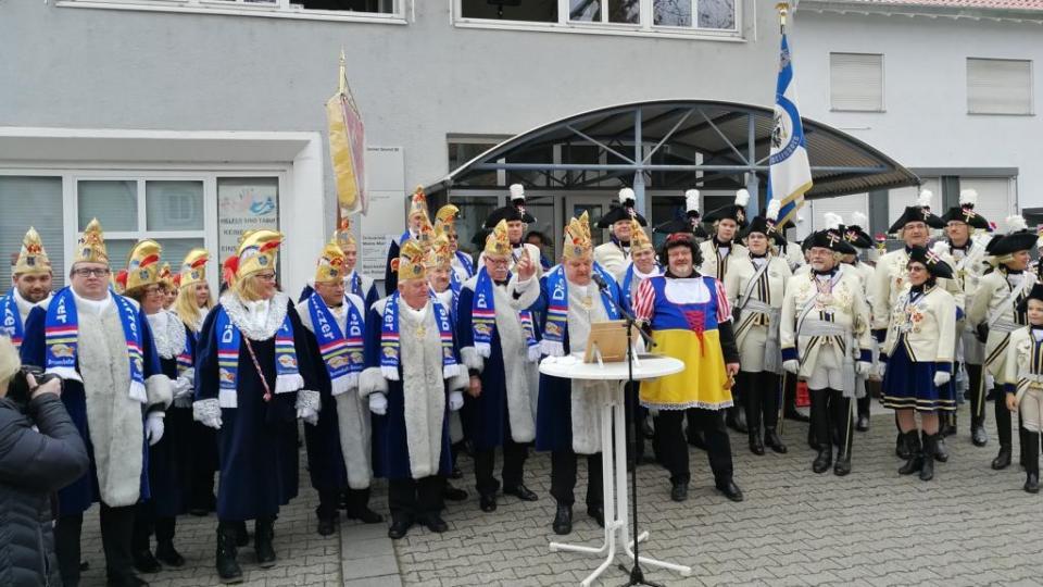 Rathausstürmung Marienborn