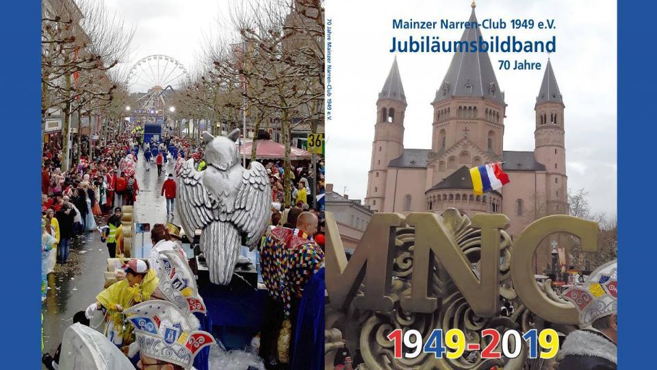 Jubiläumsband 70 Jahre MNC
