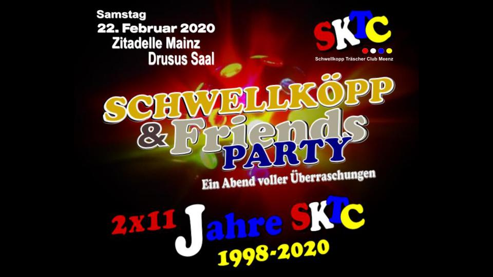 Schwellkopp and Friends Party