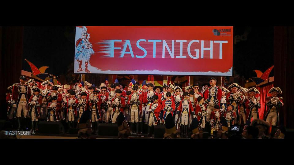FASTNIGHT - Die schnellste Sitzung der Stadt
