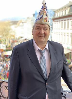 Klaus Hafner - Vorstandsvorsitzender