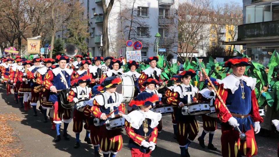 Carneval-Club Weisenau 1948 e.V. -Burggrafengarde-