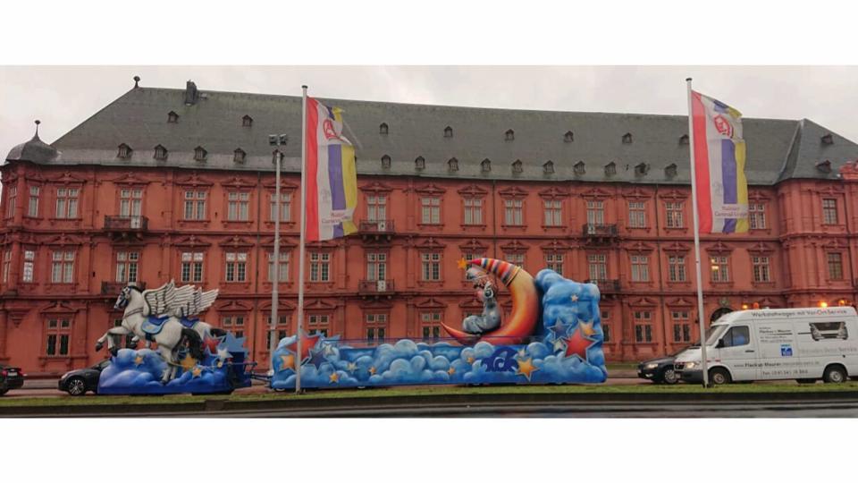 Kurfürstliches Schloss auch Wirkungsstätte des KCK?