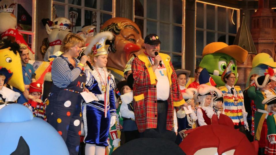 Kindermaskenfest