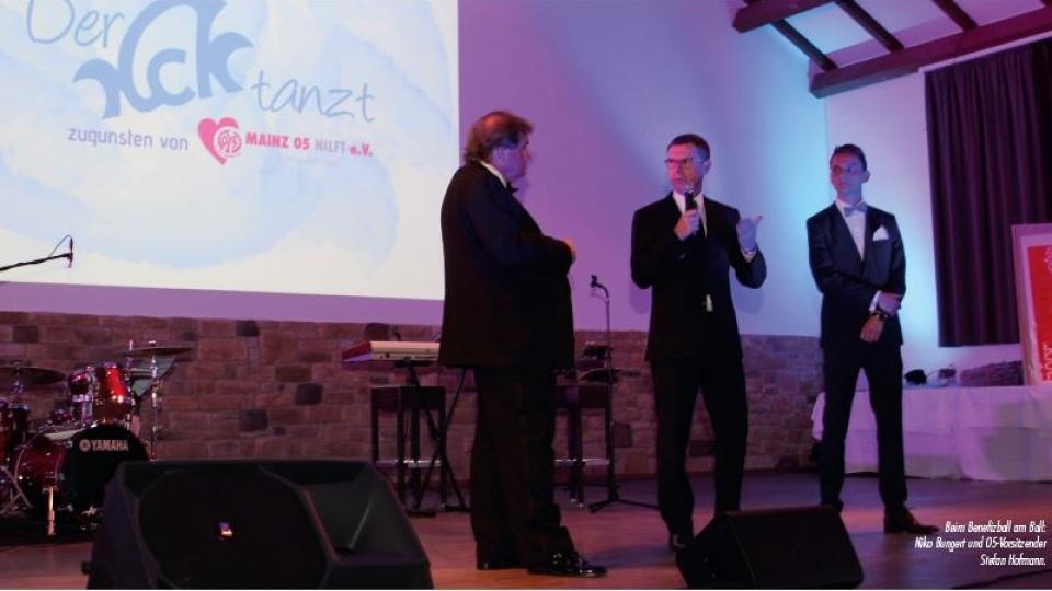 Der KCK tanzt: Bereits 7.000€ für den guten Zweck