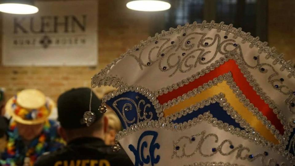 KCK-Brauereisitzung bei Kuehn Kunz Rosen