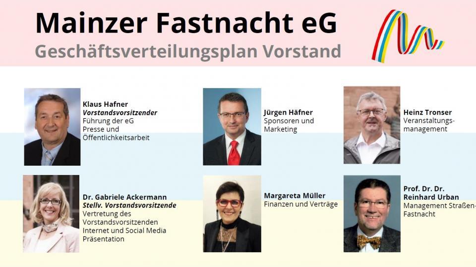 Vorstand der Mainzer Fastnacht eG erhält weitere Verstärkung