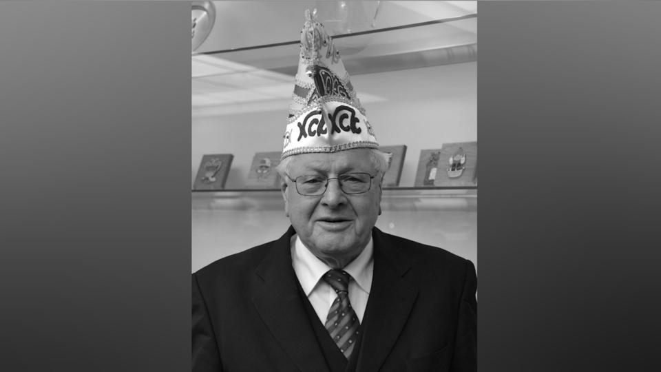 KCK-Ehrenpräsident Jürgen Müller im Alter von 84 verstorben