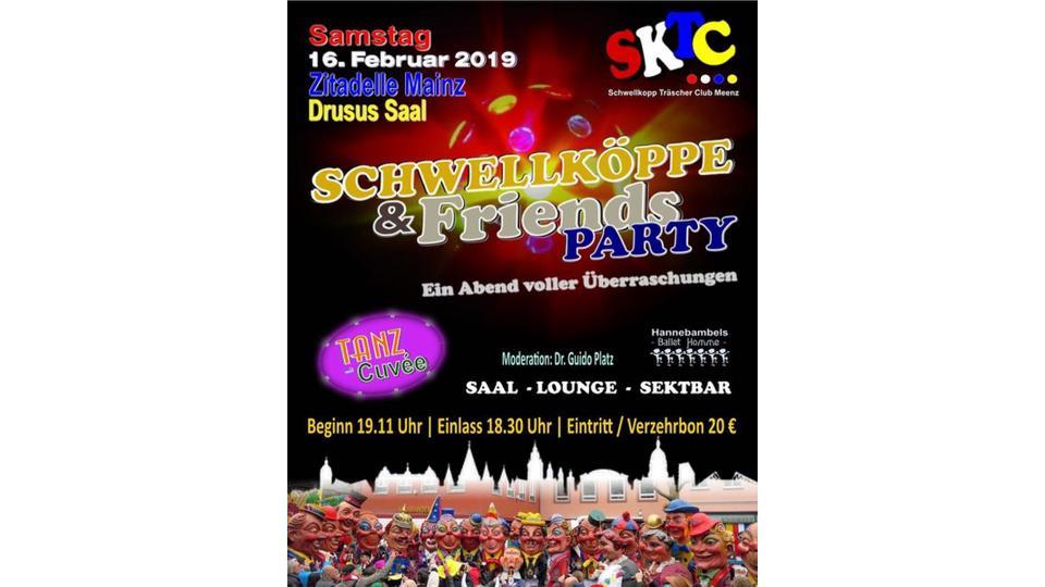 Schwellkopp and Friends Party