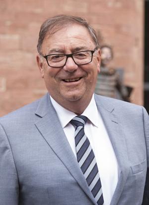 Karl Otto Armbrüster - Aufsichtsratsvorsitzender