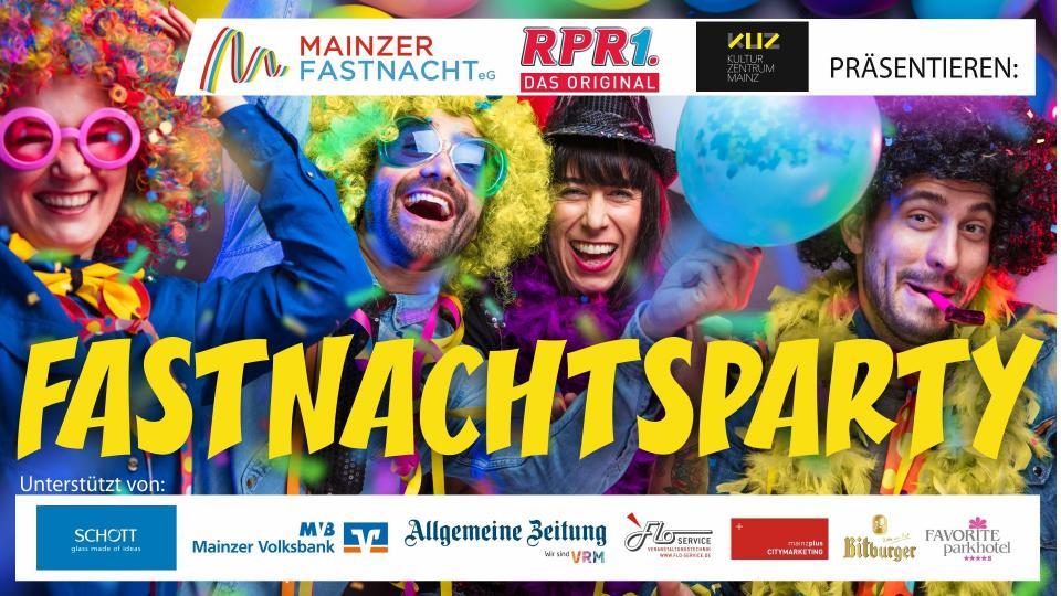 Fastnachtsparty der Mainzer Fastnacht eG
