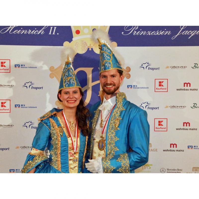 Mainz hat ein neues Prinzenpaar!