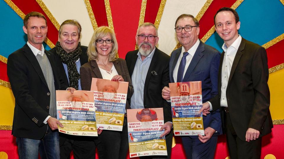 mainzplus CITYMARKETING unterstützt Weiterentwicklung der Mainzer Fastnacht