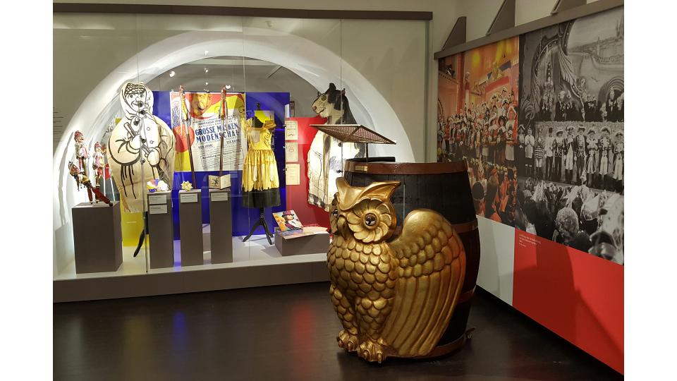 """internationaler Museumstag - Sonderausstellung  """"Uniformen Mainzer Garden"""""""