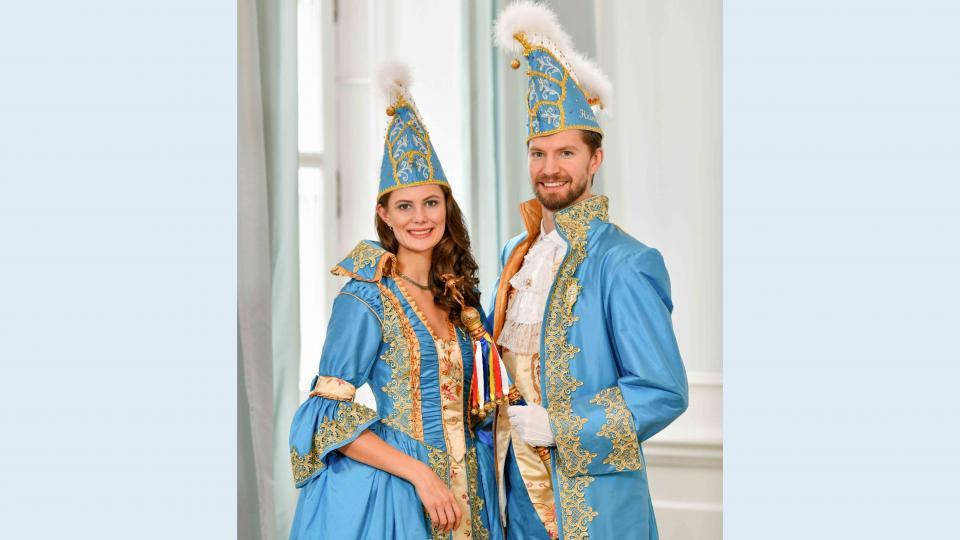 Prinzenpaare der Mainzer Fastnacht