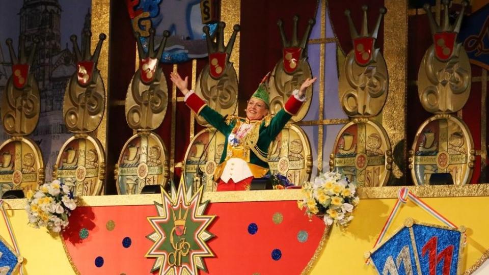 Cathrin Tronser ist neue Sitzungspräsidentin der Garde der Prinzessin
